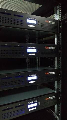 AVS+高标清系统的应用